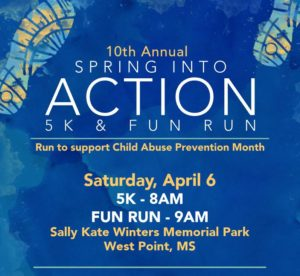 SKW Spring Into Action 5K